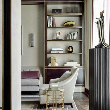 Выбрать дизайнера: 5 профессионалов для тех, кто хочет оформить квартиру с элементами ар-деко