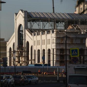 Новое общественное пространство и березовая роща: Ренцо Пьяно рассказал подробности строительства ГЭС-2