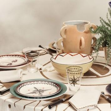 Керамические вазы Dior от Анн Агбаду-Массон