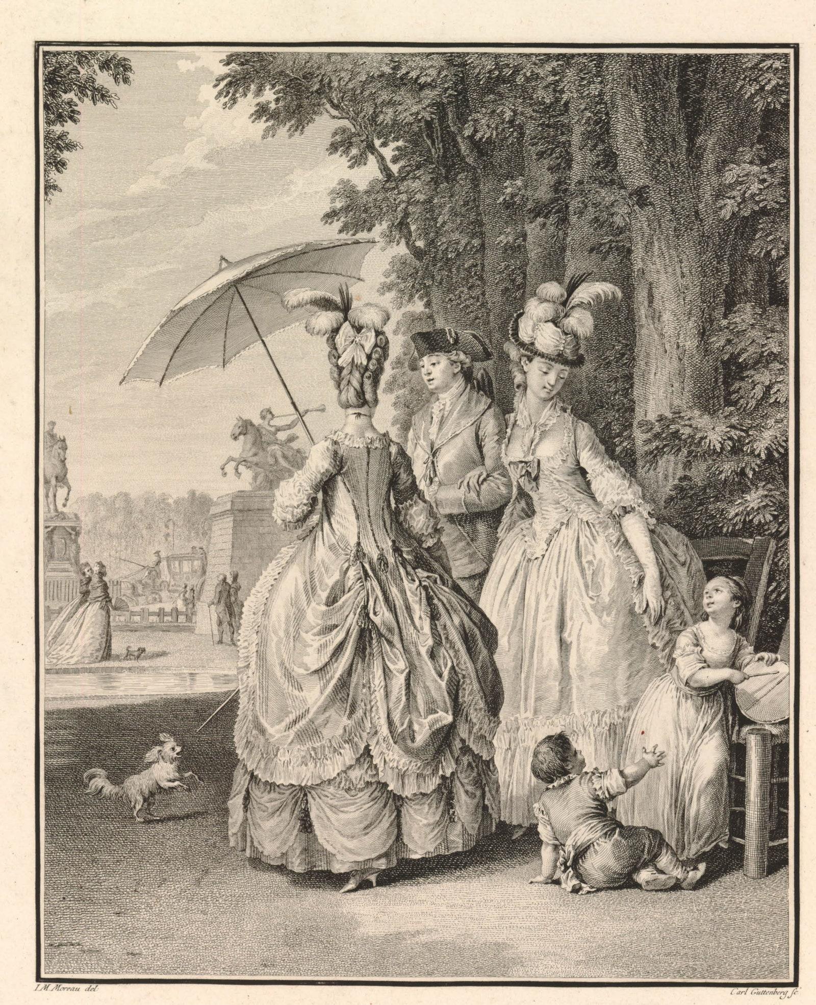 .      1777.    Monument du costume.    .  . . . .