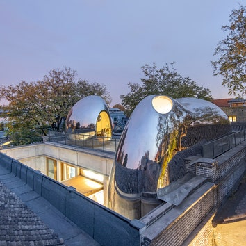 До и после: реконструкция пекинского хутуна по проекту бюро MAD Architects