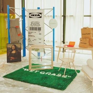 Новая коллекция мебели для IKEA от Вирджила Абло