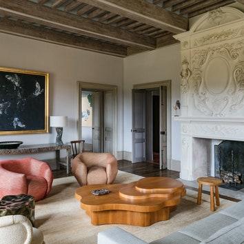 Interior Architecture: первая книга Пьера Йовановича