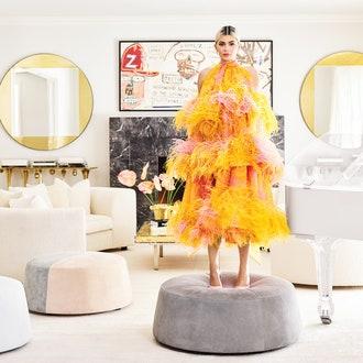 В гостях у Кайли Дженнер: дом самой богатой девушки планеты в Лос-Анджелесе