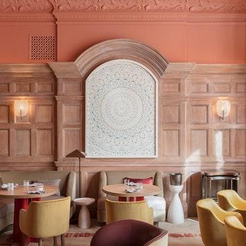 Обновленный ресторан Hélène Darroze по проекту Пьера Йовановича в Лондоне