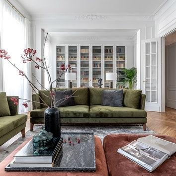 Квартира в центре Вильнюса, 150 м²