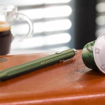 Ручки и велосипеды: новая жизнь старых капсул Nespresso