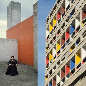 Цветная революция: 5 великих архитекторов и их яркие проекты