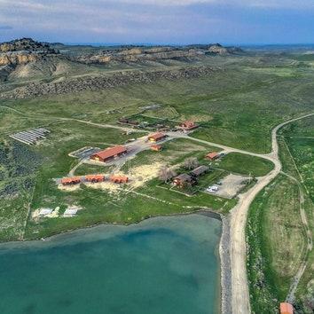 Ким Кардашьян и Канье Уэст купили ранчо в Вайоминге