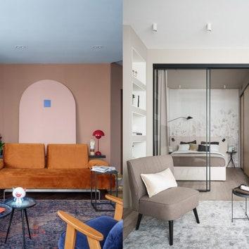 Розовый, бетон и перегородки: 8 главных трендов 2019 года в дизайне
