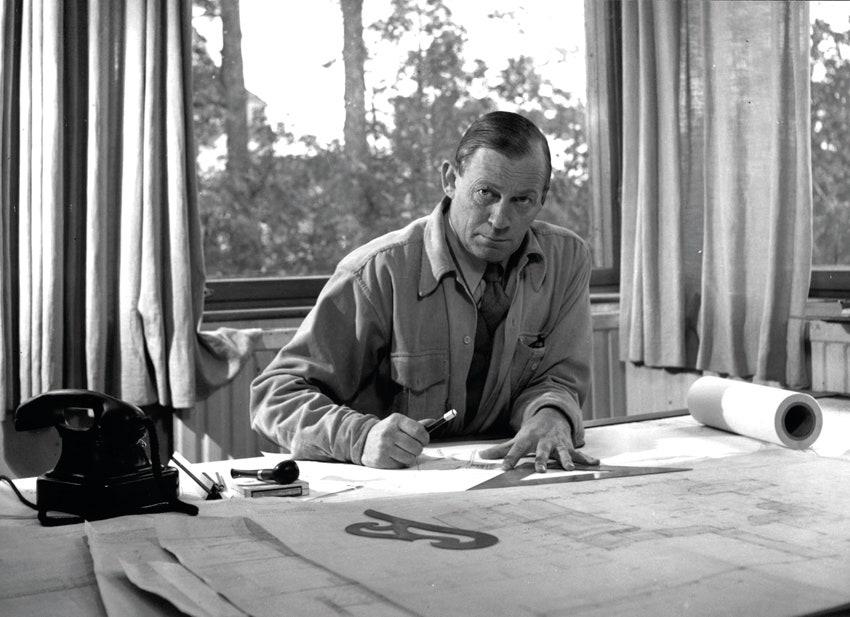 1945.  Alvar Aalto Foundation.