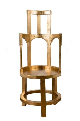 Wild Sculptural Chair   Wild Minimalism Rooms.