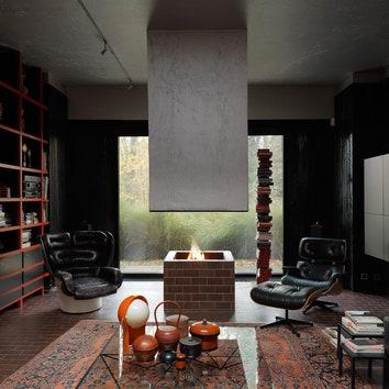 Дом по проекту Генриха Зермеуса в Бельгии