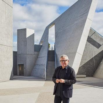 """""""Мой стиль — это стиль будущего"""": интервью с архитектором Даниэлем Либескиндом"""