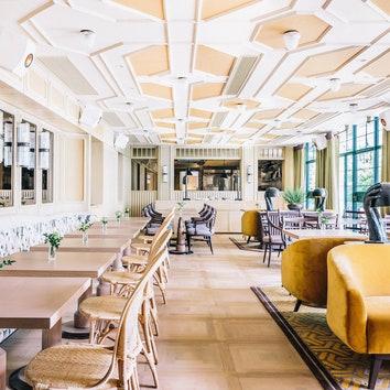 Ресторан Louise: французский шик в центре Гонконга