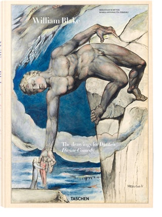 The Drawings for Dantes Divine Comedy by WIlliam Blake Taschen. .