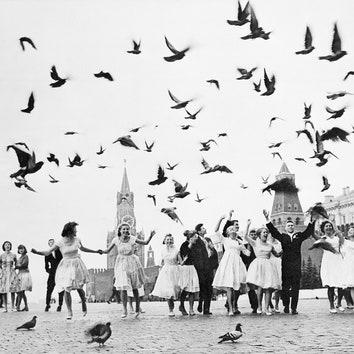 Ретроспектива фотографа Владимира Лагранжа в Центре братьев Люмьер