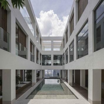 Отель Alila Bangsar от Neri & Hu в Куала-Лумпуре