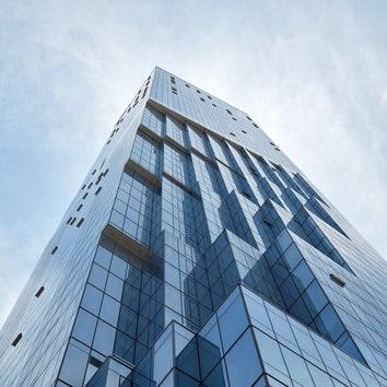 Бюро OMA завершило строительство стеклянного небоскреба в Сан-Франциско