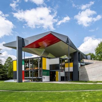 В Цюрихе отреставрировали легендарный павильон Ле Корбюзье
