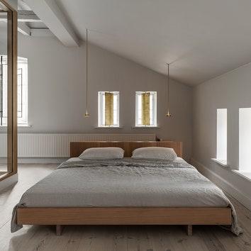 Апартаменты Stable House в бывших конюшнях в центре Копенгагена