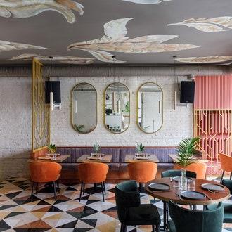 Новое место: гастробар Sapiens Est Kitchen & Bar в Москве