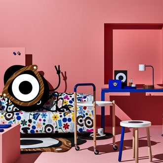 Яркая коллекция IKEA для студентов и школьников от бывшего директора Colette и дизайнера Craig & Karl