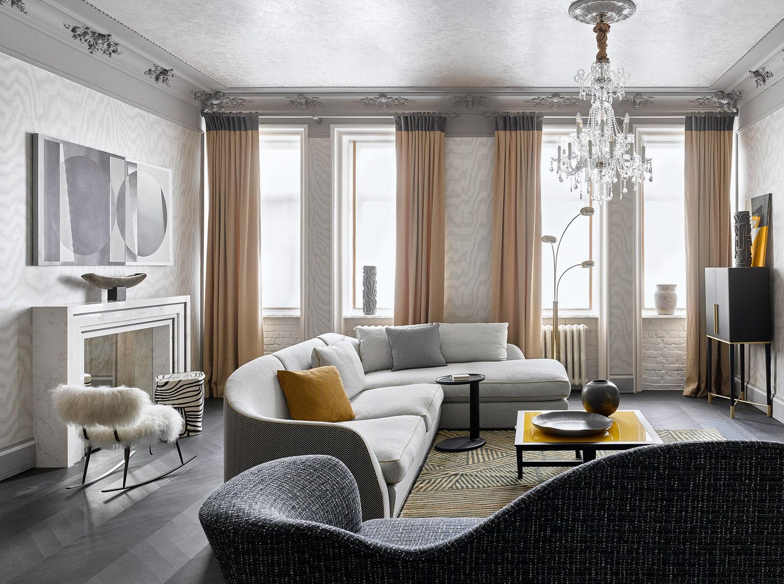 .     Giorgetti           2018   Art Online 24  Baxter   Savour.Design      Flexform  Vysotka Home     Gubi  Gallotti...