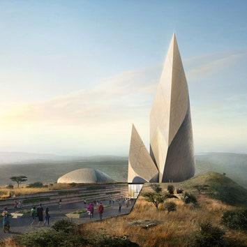 Бюро Даниэля Либескинда построит в Кении Музей истории человечества