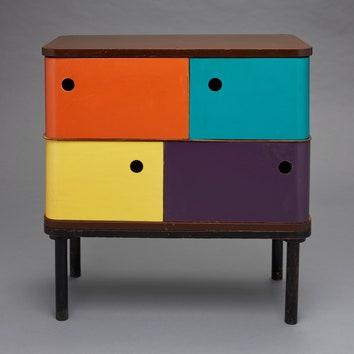 Дизайн 50-х: выставка в Денвере с предметами от Чарлза и Рэй Имз, Пола Рэнда и Александра Жирара