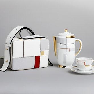 Совместная коллекция Lutz Morris и KPM в стиле баухаус