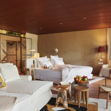 Пятизвездочный отель Lily of the Valley по дизайну Филиппа Старка в Сен-Тропе