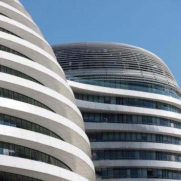 Архитектура в объективе: здания Пекина на снимках Себастьяна Вайса