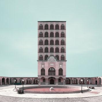 Дворец Masoudiyeh.