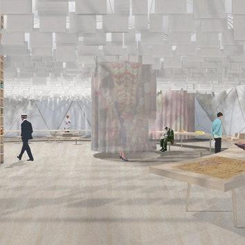 """""""Еда, которая формирует Киото"""": выставка Музея дизайна Vitra в Базеле"""