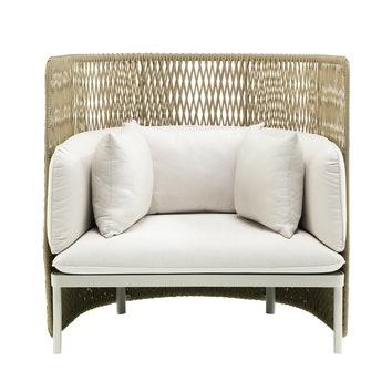 Кресло Esedra, текстиль, Ethimo.