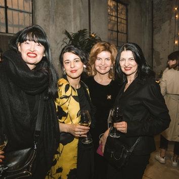 Гости вечеринки Ebony and Co в рамках Milan Design Week 2019