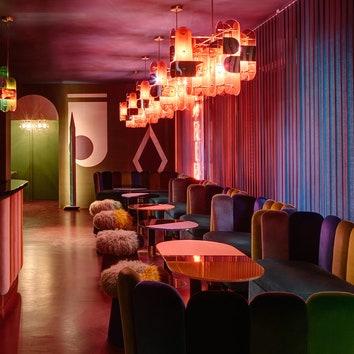 Индиа Мадави, Майкл Анастасиадис и Бетан Лаура Вуд: проекты галереи Nilufar на Миланской неделе дизайна 2019
