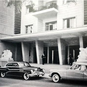 Забытый модернизм: реконструкция жилого комплекса в Бейруте по проекту Карима Надера