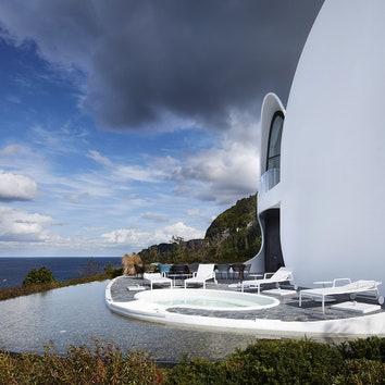 Бесконечность не предел: космический отель в Южной Корее по проекту The_System Lab