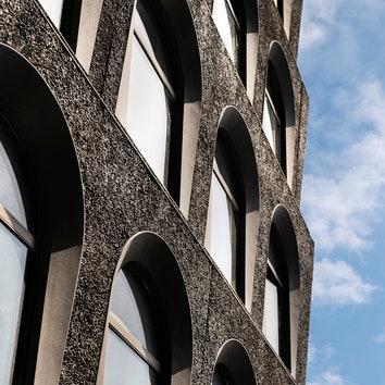 Небоскреб в Нью-Йорке по проекту Дэвида Аджайе: первые фотографии