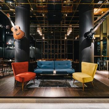 Отель для любителей музыки в Мюнхене