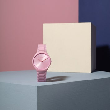 """Rado представила коллекцию часов в цветах """"архитектурной полихромии"""" Ле Корбюзье"""