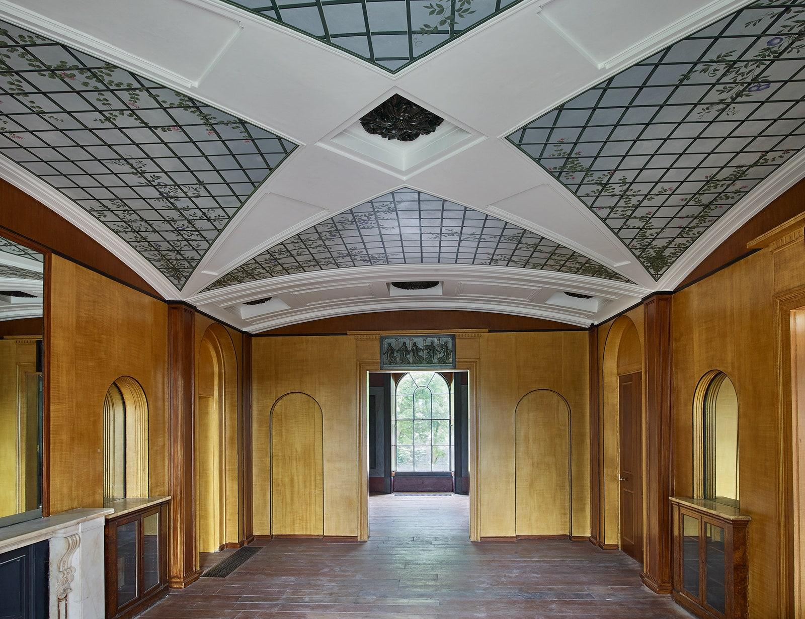 Library Pitzhanger Manor 2018. Photo  Pitzhanger Manor amp Gallery Trust. Credit Angelo Hornak
