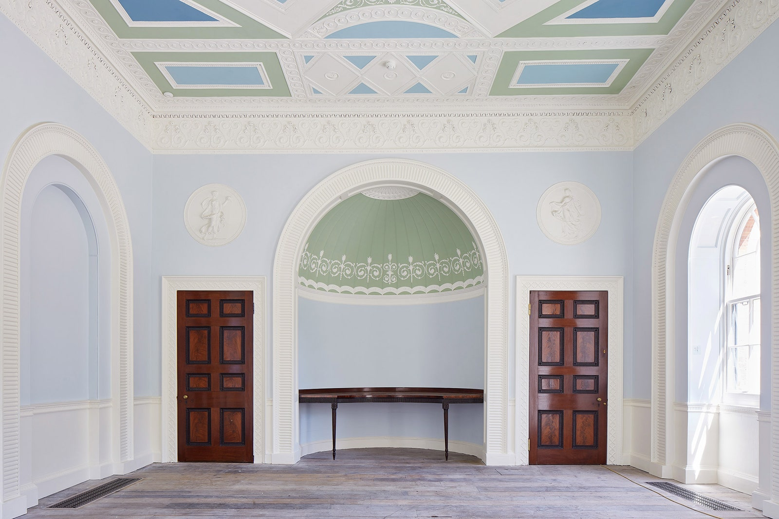 The Eating Room Pitzhanger Manor 2018. Photo  Andy Stagg