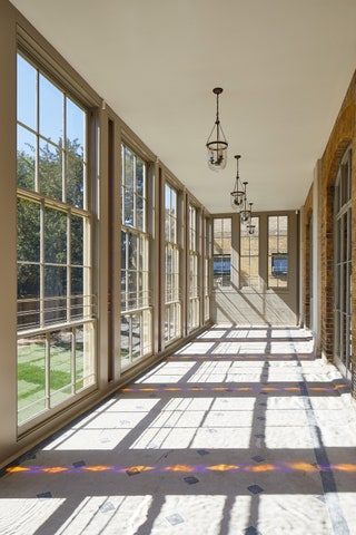 Conservatory Pitzhanger Manor 2018. Photo  Andy StaggColonnade Pitzhanger Manor 2018. Photo  Pitzhanger Manor  Gallery...