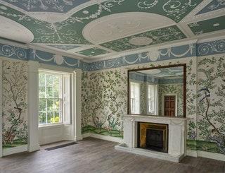 Upper Drawing Room Pitzhanger Manor 2018. Photo  Pitzhanger Manor  Gallery Trust. Credit Angelo Hornak.