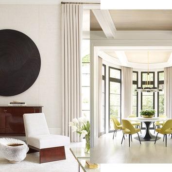 Дом в Вашингтоне по проекту Томаса Физанта