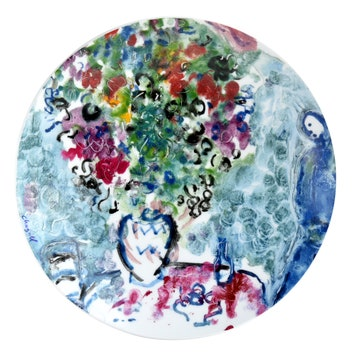 Bernardaud-Les-bouquets-de-Fleurs-de-Marc-Chagall-Dessert-plate-(c)-ADAGP,-Paris,-2019-Chagall-®__.jpg