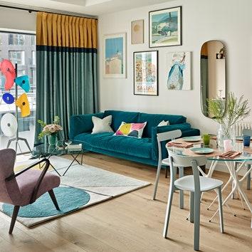 Квартира под сдачу в Лондоне, 50 м²